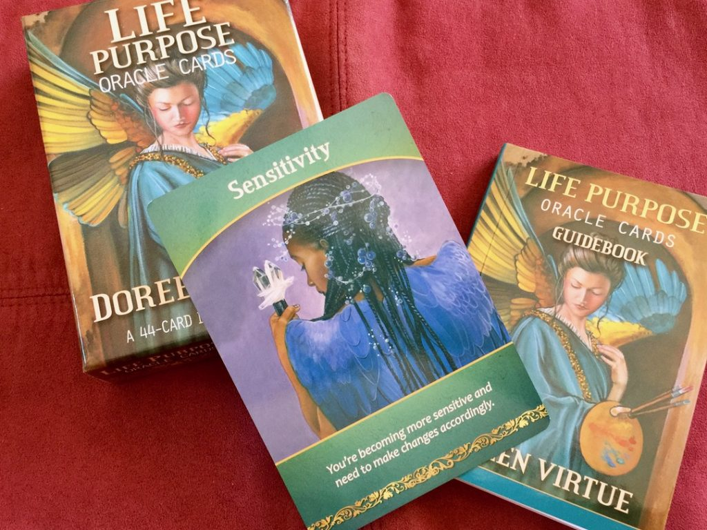 Intuitive Pathfinders | Curiosity | Sensitivity from Life Purpose Oracle Cards