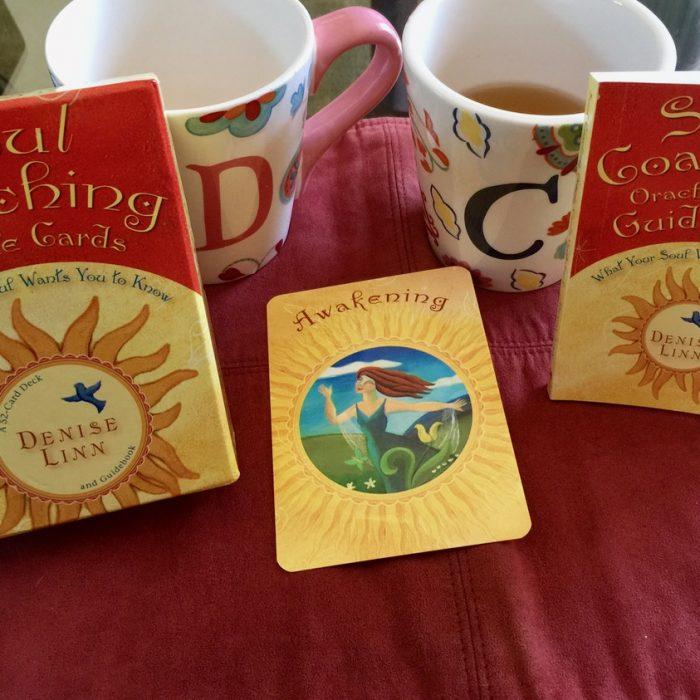 Intuitive Pathfinders | Awakening | Soul Coaching Oracle Cards