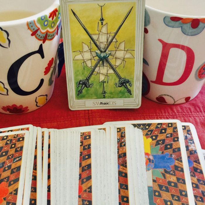 Intuitive Pathfinders | Peace | Thoth Deck |